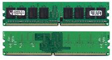 Kingston KVR533D2N4K2/1G 1GB (2x512MB) DDR2 533 (PC2 4200) Memory (Kit of 2)
