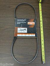 Sandvik Sandflex 8230319 Portable Band Saw Blades - Five 5 Packs