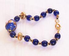 Bracelets en veritables perles de Murano  nouvelle collection .