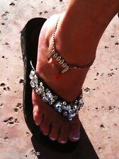 True Blood e Vampire Fang Ankle or Boot Bracelet