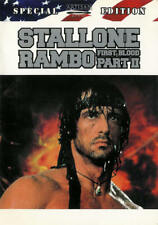 Rambo - First Blood Part II - Special Ed 2-disc DVD dts