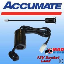 AccuMate / optimate tm68 Adaptador de mechero / Adaptador De Corriente