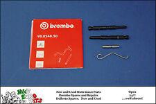 Moto Guzzi / Ducati / Laverda / Bmw Brembo P2 08 / P8 / P08 Pad Pins