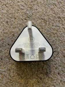 Genuine Amazon 5W Plug USB UK