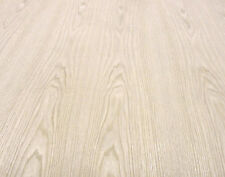 "Red Oak wood veneer sheet 48"" x 144"" with wood backer 1/25th"" thick ""A"" grade"