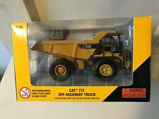 NORSCOT CAT 772 Off-Highway Truck 1:50 Scale #55147