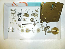 Hermle 340 series miscellaneous clock parts from 340-020 movement.