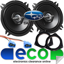 Subaru Impreza 93-07 JVC 13cm 5.25 Inch 500 Watts 2 Way Front Door Car Speakers