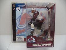 Teemu Selanne Colorado Avalanche NHL McFarlane Toys Action Figure NIB Hockey Avs