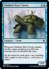 Mistford River Turtle (056) Throne of Eldraine Mtg x4 4x ELD Magic ~FastTrack~