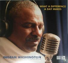 STS Digital: Ingram Washington - What a Difference a Day Makes Vinyl LP