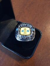 2013 UD MICHAEL JORDAN Master Collection UNC Tar Heels Championship Replica Ring