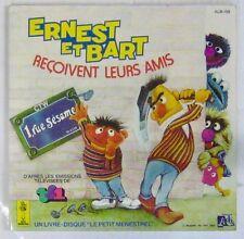 1 Rue Sésame 45 tours Ernest et Bart 1978