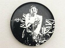 Vintage 1980's Sex Pistols Johnny Rotten John Lydon concert pin back button punk