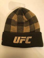 Reebok UFC Beanie Acrylic Never Worn Knit Hat