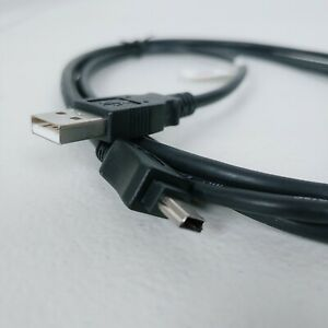 UL CERTIFIED USB 6FT A Male to Mini B Male Camera Cable Cord SAME DAY SHIPPING