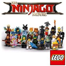 Pick your own Minifigure ⛩️ LEGO 71019 Ninjago Movie Minifigures 👹