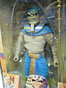"NEW retro Mego 8"" Power Slave Eddie cloth outfit figure (MOC) Iron Maiden (2020)"