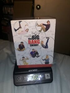 Big Bang Theory Complete Series Collection Seasons 1-12 DVD Box Set,37 Disc
