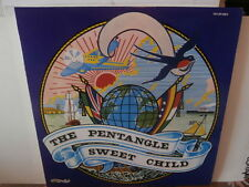 """the pentangle""""sweet child""""double""""lp12""""fr.tras:89548/9."""