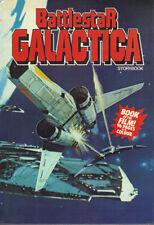 BATTLESTAR GALACTICA STORYBOOK - 1978 1st Edn HB - FILM TIE-IN - VG CON