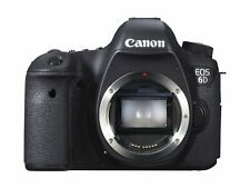 Canon EOS 6D 20.2 MP CMOS Digital SLR Camera +3.0-Inch LCD (Body Only) Wi-Fi Ena