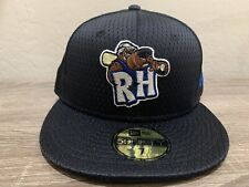 New Era 59fifty Midland RockHounds Batting Practice Mesh NEW Fitted Cap Hat