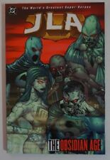 JLA The Obsidian Age Book 2 DC Jusitce League Zombies TPB