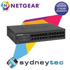 NETGEAR Rack-Mountable Enterprise Network Switches