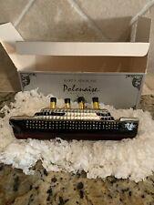 Kurt Adler Polonaise Titanic Retired Signed With Box