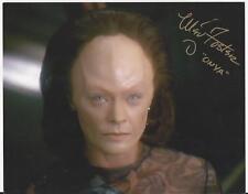 Meg Foster - Star Trek Ds9 signed photo