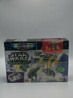 SEALED 1993 Galoob Micro Machines Star Wars Empire Strikes Back Ice Planet Hoth