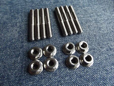 Yamaha XJ750 Seca & Maxim '81 - '83 Stainless Steel Exhaust Stud Set