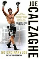 No Ordinary Joe by Joe Calzaghe, NEW Book, FREE & FAST Delivery, (Paperback)