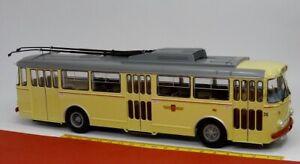 Skoda 9tr O-Bus Potsdam Beige Rouge - Premium Classixxs PCL47065