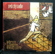 Red City Radio - To The Sons And Daughters Of Woody Guthrie LP Mint- Orange 2010