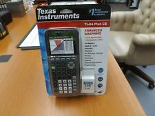SEALED Texas Instruments TI-84 Plus CE Color Graphing Calculator, Space Gray
