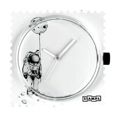 Stamps Uhr - Zifferblatt Lost in Universe - S.T.A.M.P.S. Uhr