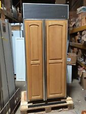 Sub Zero Model 561 Side by Side Custom Panel Refrigerator