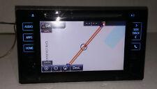 15-18 Toyota Navigation TouchScreen Radio CD Player Gracenote OEM ENTUNE PREMIUM