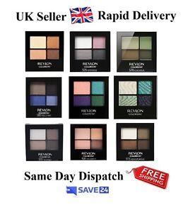 !!RRP£8.99!! Revlon ColorStay Eyeshadow Quad Palette Sealed - 14 shades