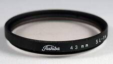 Toshiba 43e screw-in lucernario Filtro/Filtro/filtre [1a] - 203211