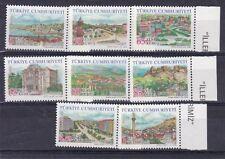 Turchia 2008 città capoluogo di provincia 6 serie 3428-35 MNH