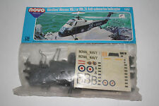 NOVO ROYAL NAVY WESSEX MK.1 OR MK.31 ANTI-SUB HELICOPTER, 1:72 SCALE, SEALED