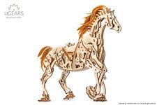 UGears Horse-Mechanoid - Wooden Mechanical Model - 410 Pieces