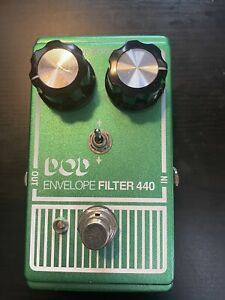 DOD Envelope Filter 440 (Reissue) Effects Pedal - Used
