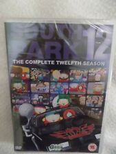 South Park Complete Season 12 (Region 2 DVD) Brand new and sealed