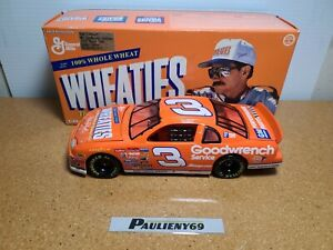 1997 Dale Earnhardt Sr #3 Goodwrench Wheaties Chevrolet 1:24 NASCAR Action MIB