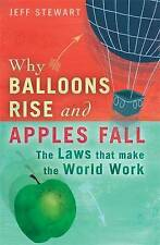 WHY BALLOONS RISE AND APPLES FALL by Jeff Stewart : WH2-R1B : HB134 : NEW BOOK