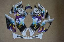 Véritable Yamaha Gytr Graphique Raptor 90 Violet